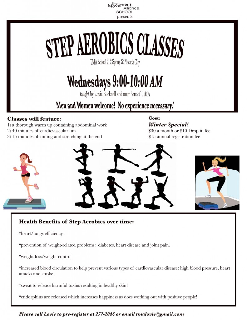 step aerobics photoshop 2013