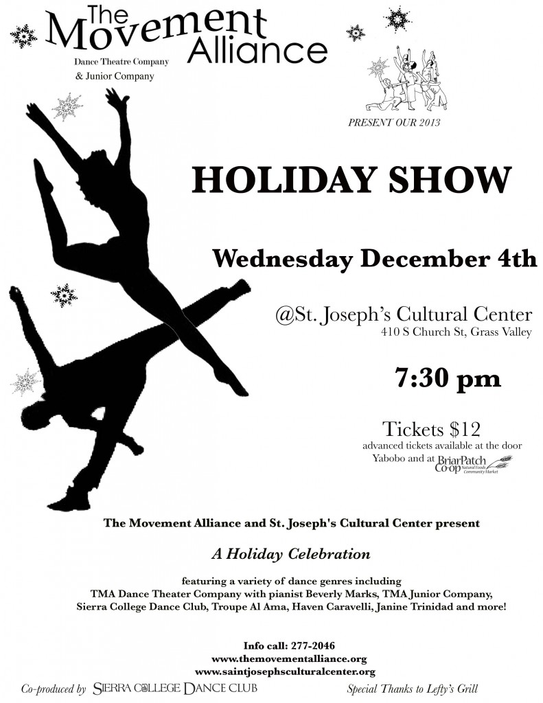Holiday show2013 draft