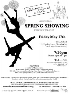 Spring Showing Poster '13 final